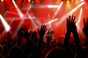 Концерт ұйымдастырушыларға